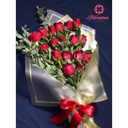 Envolvencia de 18 rosas