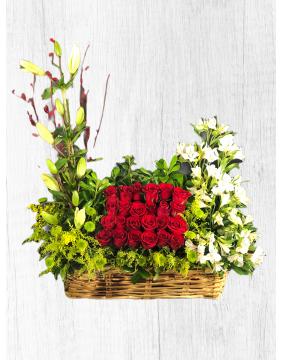 Regala flores todo el mes